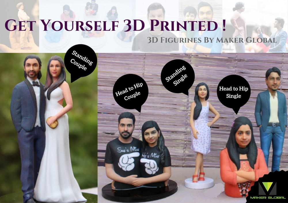 3D Figurines